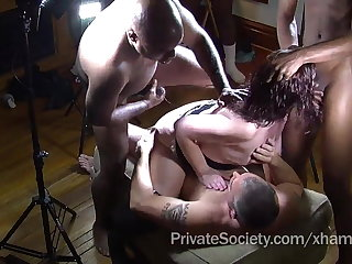 The Private Society Gangbang Club Be worthwhile for Lonely Housewives