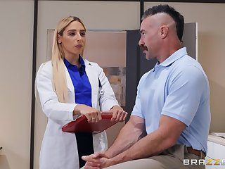horny taint Abella Danger ridding changeless increased by sticky penis on eradicate affect table