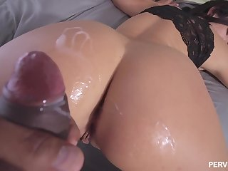 Sexy wife wants a shred of this dick back the morning